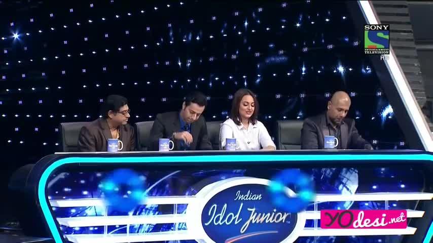 Indian Idol Junior 2 - 30th August - Part 2/4