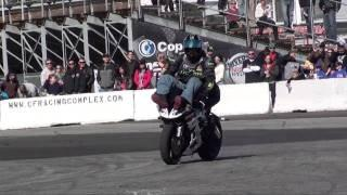 Jason Britton at Stuntwars Round 1