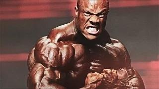 Phil Heath 'The Unbeatable' - Bodybuilding Motivation