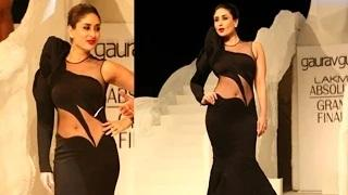 Kareena Kapoor Dazzles As Showstopper For Lakme Fashion Week 2015 Finale
