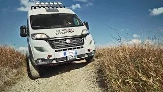 2016 Fiat Ducato 4x4 Expedition - Off-Road Camper Van