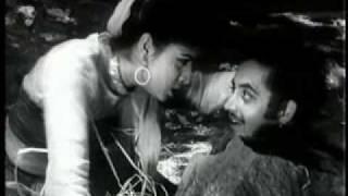 Baaz (1953)-Zara Saamne aa Zara Aankh Mila (Geeta Dutt)
