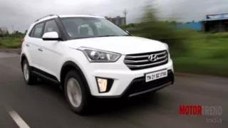 Hyundai Creta vs Mahindra Scorpio