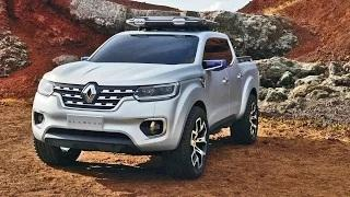 Renault ALASKAN Pickup Concept - Official Trailer