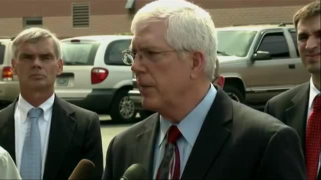 Jailed Clerk's Attorney: Marriage Licenses Void