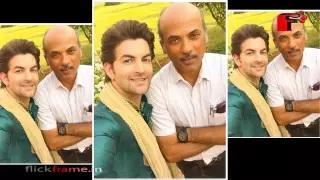 Neil Nitin Mukesh Wraps Up 'Prem Ratan Dhan Payo' Shoot