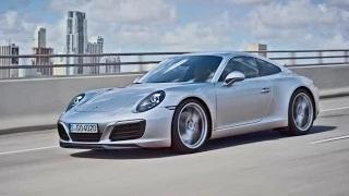 NEW 2016 Porsche 911 Carrera facelift - Official Trailer