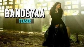 Bandeyaa Official Teaser 2 Out | Jazbaa | Aishwarya Rai Bachchan & Irrfan Khan