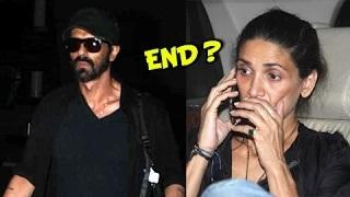 Arjun Rampal and Wife Mehr Rampal's Relation Ka THE END
