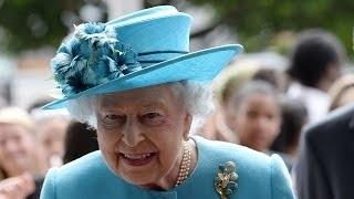 QUEEN ELIZABETH II Sets Royal Record!