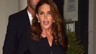 CAITLYN JENNER Reacts to Offensive Halloween Costume!