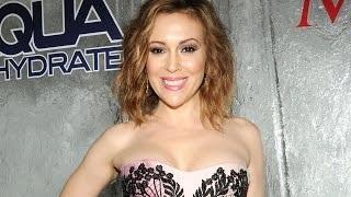 Alyssa Milano Shuts Down Breastfeeding Haters
