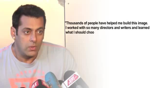 Salman Khan's CANDID Confessions