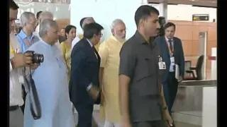 PM Modi Inaugurates New Civil Air Terminal, Chandigarh Airport