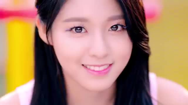 AOA - Simkung Year (Heart Attack) HD Music Video [Korean Video]