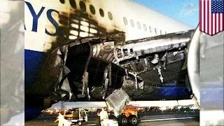 British Airways fire: Detailed account of what exactly happened on BA flight 2276