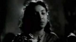 Is Dil ki Haalat Kya Kahiye jo Shaad Bhi Hai | Anhonee (1952) | Lata Mangeshkar | {Old Is Gold}