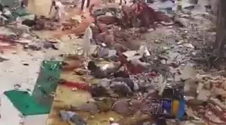 Death toll in crane accident at Grand Mosque in Mecca rises to 87: Saudi civil defence