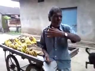 Funny Banana Man - New Whatsapp Comedy Video