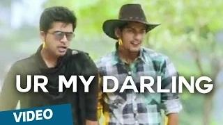 Tamil Video Song | UR My Darling | Vaalu | STR | Hansika Motwani | Santhanam | Thaman
