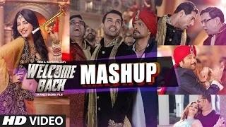 Welcome Back Mashup | Kiran Kamath - Bollywood Mashup 2015