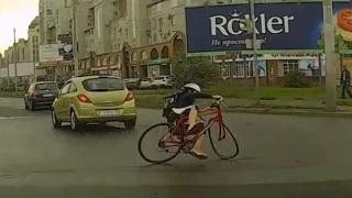 Bike Crash Compilation