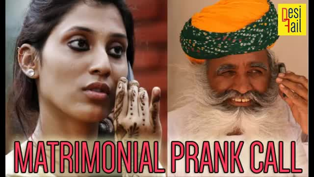 Indian Funny Shaadi Prank Call | Latest Funny Whatsapp Video