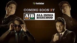 AIB's New Show - Coming Soon