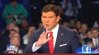 Donald Trump 1st Republican Debate Responses