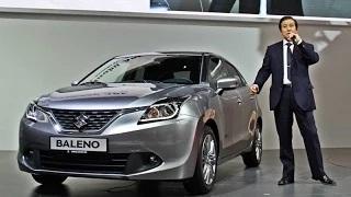 Maruti Suzuki Baleno 2015 First Review