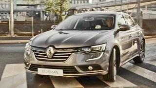 2016 Renault Talisman - Official Trailer