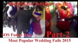Most Popular Funny Indian Wedding Fails Compilation