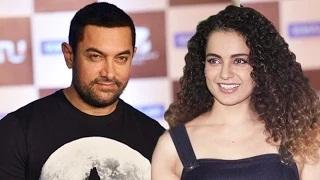 Aamir's SPECIAL Words For Kangana Ranaut