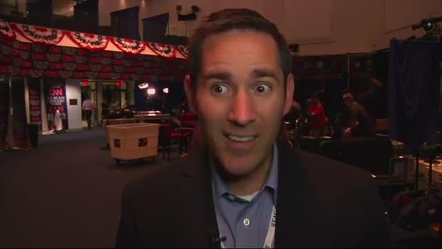 GOP Candidates Face Media After Debate