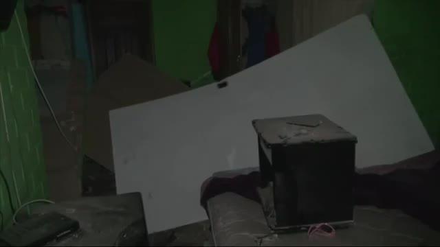 Residents Sift Through Chilean Quake Damage