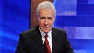 Alex Trebek says 'Turd Ferguson'