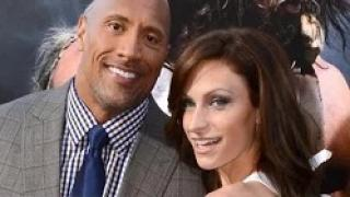 Dwayne Johnson and Girlfriend Expecting First Child Together