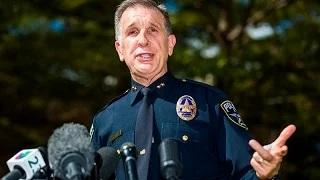 Irving Police Chief Larry Boyd discusses MacArthur High freshman Ahmed Mohamed's arrest