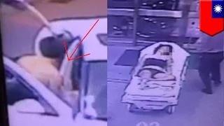 Beaten to death: Abusive boyfriend beats girlfriend to death, dumps her at ER to die