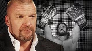 Triple H discusses the future of WWE, NXT and Seth Rollins: WWE Exclusive, Sept. 16, 2015