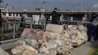 US Coast Guard Interdicts Drugs Worth Over $11M