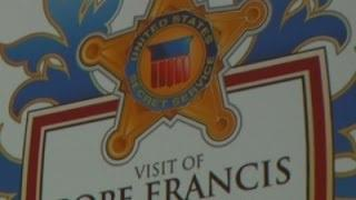 Security Prep Underway for Pope's Arrival in PA