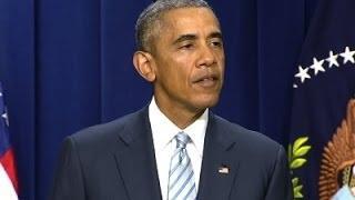 Obama Discusses Criminal Justice Reform