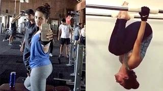 Malaika Arora Khan's Hot Workout! WATCH