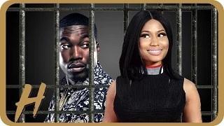 Nicki Minaj Fell in Love for Meek in JAIL!