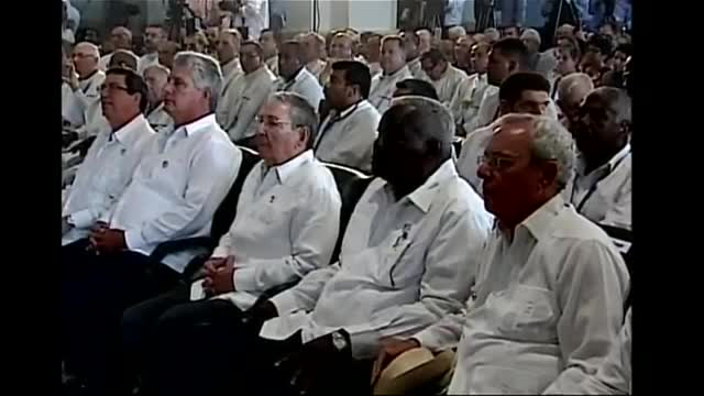 Pope Francis' Last Mass Of Cuba Trip