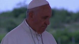 Pope Francis Departs Cuba for U.S. Video