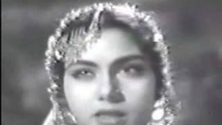Milti Hai Bheekh Maula Tere Huzoor - Sohni Mahiwal (1958) - Lata Mangeshkar - {Old Is Gold}