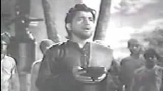 Aaj Galiyon Mein Teri Aaya Hai Parwaana Tera | Sohni Mahiwal (1958) | Mohd. Rafi | {Old Is Gold}