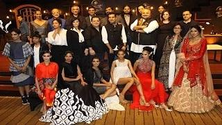 Anurag Kashyap Walks Ramp With $exy Models at Blenders Pride Fashion Event